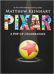 Amazon.com: Disney*Pixar: A Pop-Up Celebration