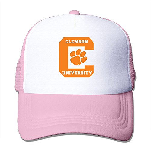 Clemson University Logo Fashionl Fitted Hats
