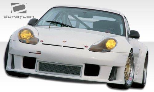 Duraflex ED-HHX-683 GT3-R Look Wide Body Kit - 9 Piece Body Kit - Compatible For Porsche 996 1999-2001