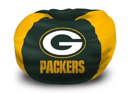 102 Bean Chair Bag (The Northwest Company NFL Green Bay Packers Bean Bag Chair)
