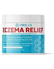 Orellis Cream For Body & Face. Powerful, All-Natural Formula For Eczema Relief. Free of Fragrances. Dermatitis & Eczema Care Moisturizing Cream. 100ml Tube.
