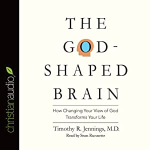 The God-Shaped Brain Audiobook