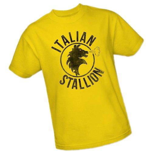 Italian Stallion Logo -- Rocky Youth T-Shirt, Youth - Logo Stallion
