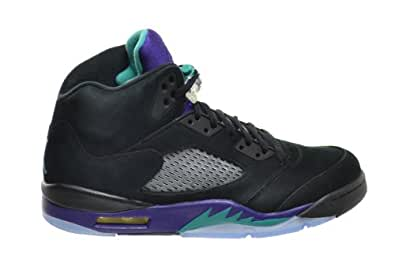 Nike Air Jordan 5 Retro Black Grape (136027-007)