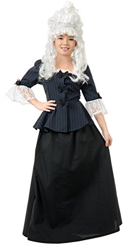 Colonial Girl Martha Washington