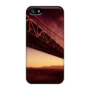 New Arrival Premium 5/5s Cases Covers For Iphone (long Bridge)