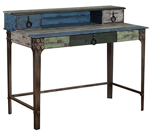 Rustic Desk - Powell Furniture 114-238 Calypso Desk