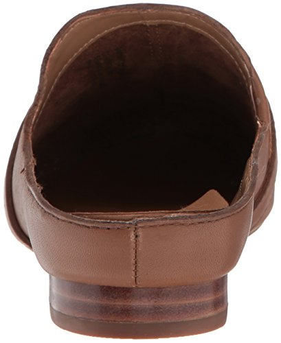 Leather Aerosoles Mule Out Women's Dark Tan Sight of 0105frq