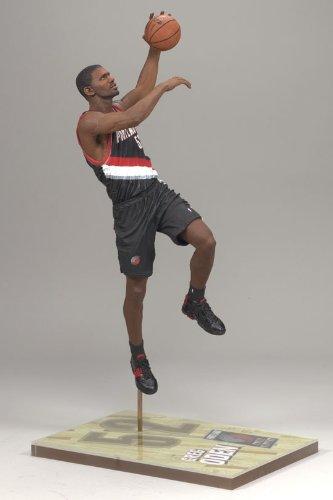 GREG ODEN / PORTLAND TRAIL BLAZERS * 6 Inch Series * McFarlane NBA SERIES 14 SPORTS PICKS Basketball Action - Nba Round 1st Draft