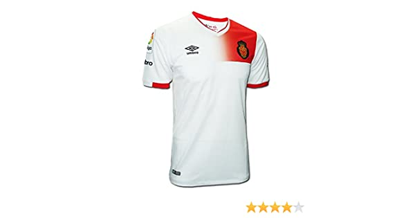UMBRO RCD Mallorca Away SS Camiseta de fútbol Oficial, Hombre ...
