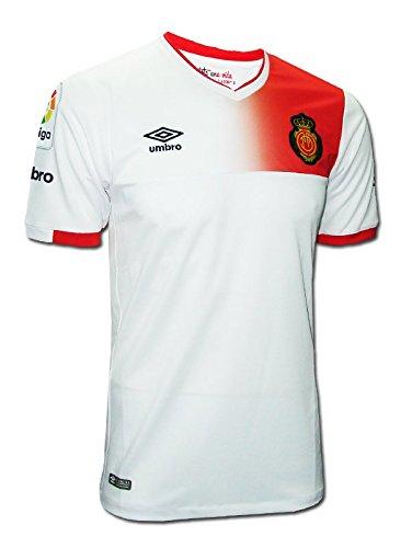 UMBRO RCD Mallorca Away SS Camiseta de fútbol Oficial ...