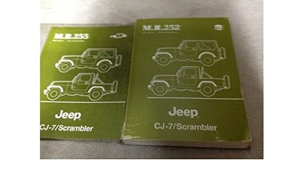 1984 jeep cj7 repair manual owners manual book u2022 rh userguidesearch today