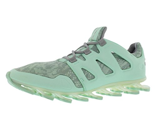 adidas Springblade Pro Womens Running-Shoes Q16424_10 - Frozen Green/Grey (Adidas Blade Shoes)