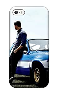 DavidMBernard Snap On Hard Case Cover Paul Walker In Fast Furious Protector For Iphone 5/5s
