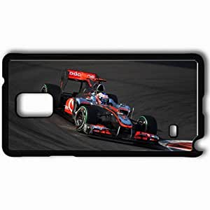 Personalized Samsung Note 4 Cell phone Case/Cover Skin 37692 Black