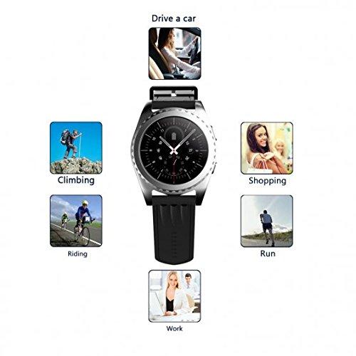 Mando a distancia cámara Smartwatch, podómetro correr reloj ...