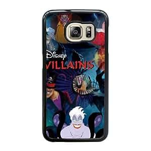 The best gift for Halloween and Christmas Samsung Galaxy S6 Edge Cell Phone Case Black Freak badass disney villains by disney villains VIK9151798