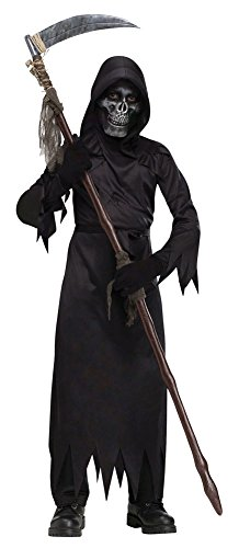 Demon Halloween Costumes (Boys Halloween Costume-Demon Of Doom Kids Costume Large 12-14)