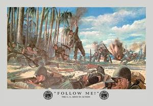 Follow Me! Art Poster by H. Charles McBarron Jr