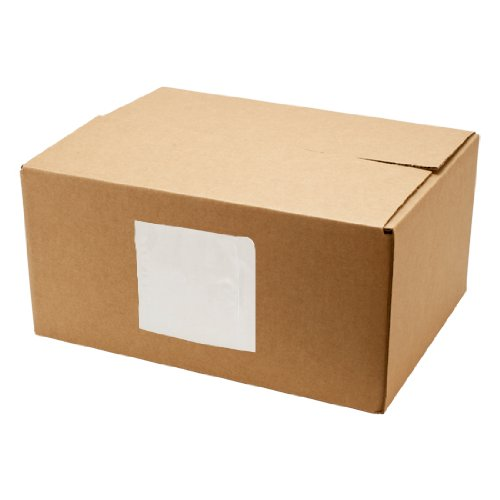 1000 Clear Top Loading Adhesive Shipping Sleeves Packing List 4.5'' x 5'' Inch by 247packaging