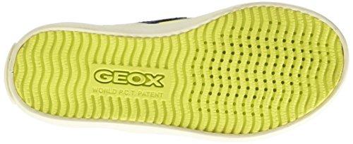 Geox Jr Kiwi D - Zapatillas de Deporte Niños Multicolor