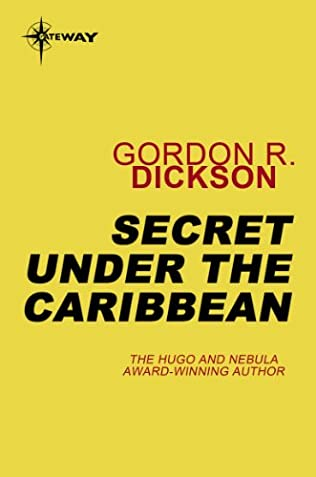 book cover of Secret Under the Caribbean