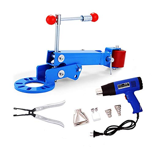 - Mophorn Hot Air Gun 2 Speed Electric Heat Gun 1500W Heat Gun Kit With Fender Roller Tool (with heat gun)