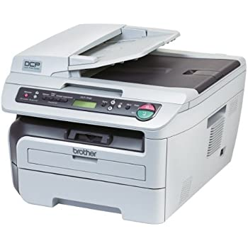 Amazoncom brother dcp 7040 laser multifunction copier for Brother hl l2380dw document feeder