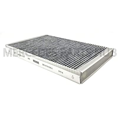 Mercedes-Benz 906 830 03 18, Cabin Air Filter: Automotive