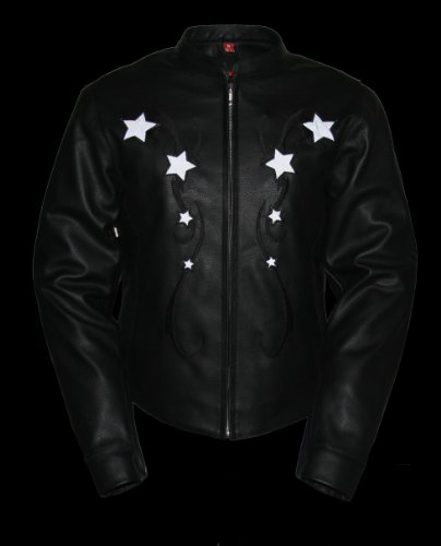 First Leather Motorcycle Jacket - 3