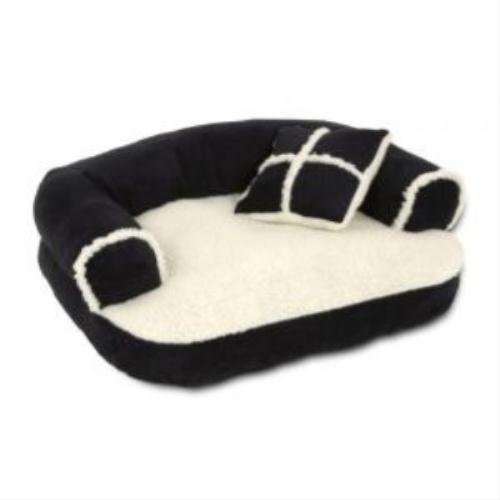 Dosckocil (Petmate) DDS28377 Sofa Dog Bed 20 by 16-Inch- Random colors