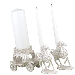 Hortense B. Hewitt Wedding Accessories, Unity Candle Stand,...