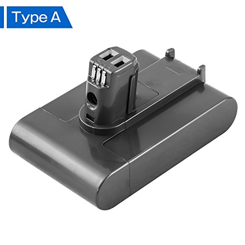 3.0Ah Li-ion Replacement for Dyson 22.2V Battery DC31 DC34
