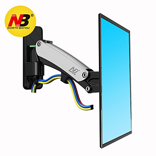 North Bayou TV Wall Mount Bracket Full Motion Articulating S