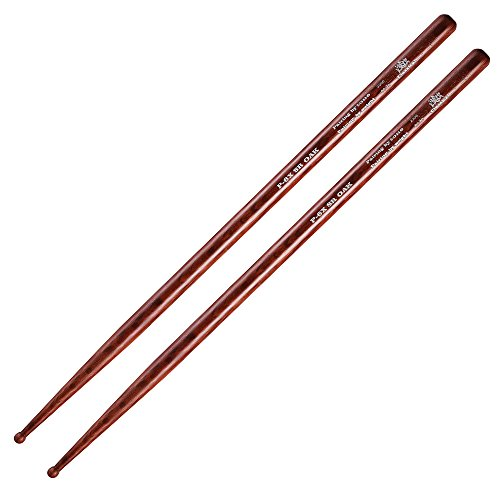 (Classical Custom Oak Drum Sticks for Snare Drum Made of Natural)