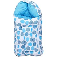 Baby Fly 3 in 1 Baby Cotton Bed Cum Sleeping Bag (60 x 45 x 15 cm)(0-6 Months)