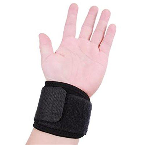 GUAngqi Wristband Supporter Bandage Proctive