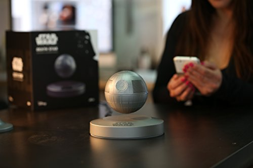 Plox Official Star Wars Levitating Death Star Bluetooth Speaker