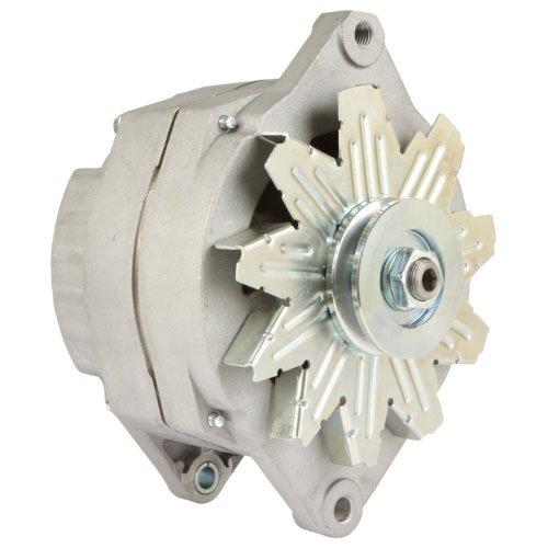 Price comparison product image DB Electrical ADR0435 Alternator for Military Blazer / Delco 10459234 1105500 321-744 7847 / 12 Volt External Fan 100 Amp 12 Volt