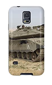 Awesome Galaxy Defender Tpu Hard Case Cover For Galaxy S5 Merkava