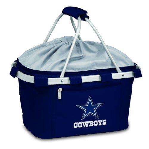NFL Dallas Cowboys Metro Insulated Basket