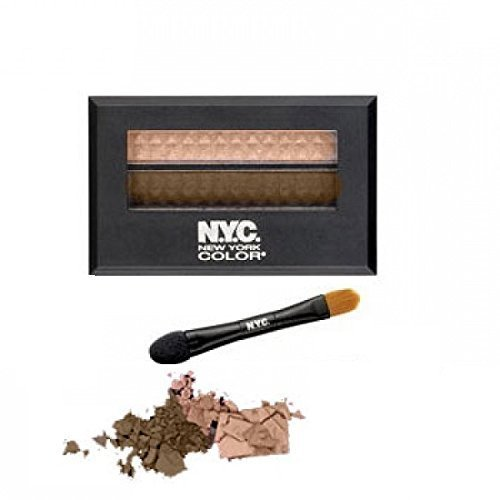 NYC City Duet Eyeshadow 813A Soho Spice by - Soho Store Nyc