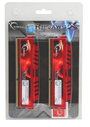 (G.SKILL Ripjaws X Series 16GB (2 x 8GB) 240-Pin DDR3 SDRAM 2133 (PC3 17000) Desktop Memory Model F3-2133C11D-16GXL)