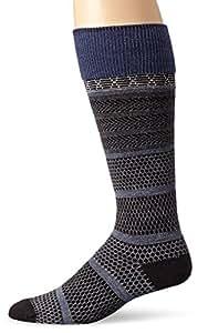 Goodhew Women's Wellington Knee-Hi Socks, Black, Small/Medium