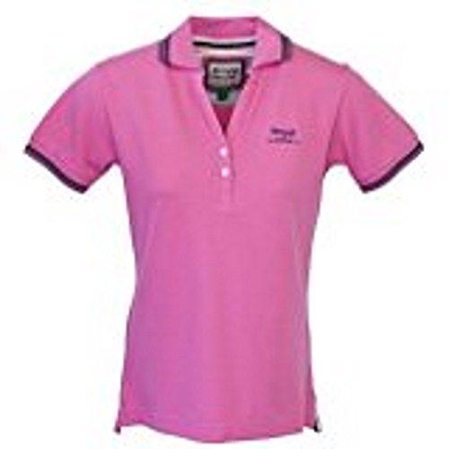 Toggi Damen Poloshirt rosa hot pink