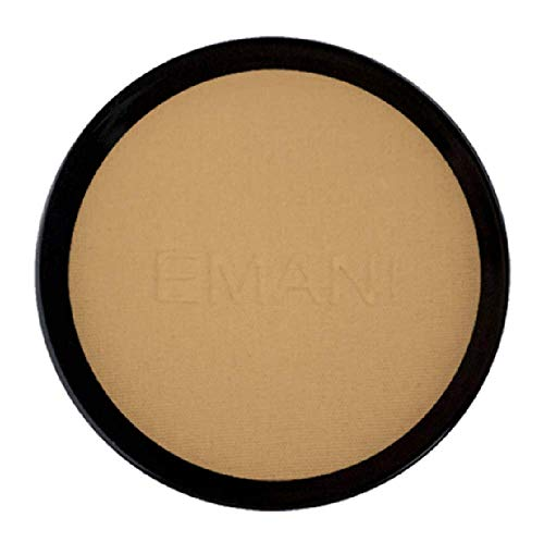 (EMANI Vegan Cosmetics Flawless Matte Foundation, 294 Deep Golden, 0.42 Ounce)