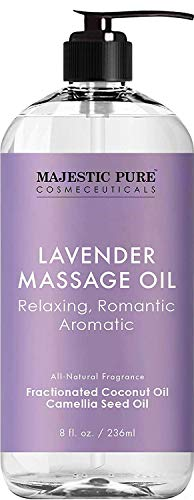 MAJESTIC PURE Lavender Massage