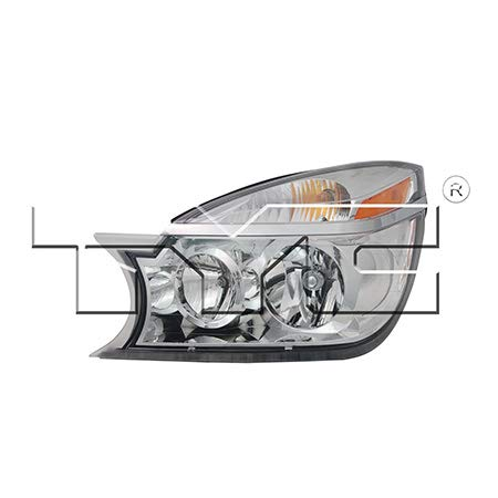 - CarLights360: Fits 2006 2007 Buick Rendezvous Headlight Assembly Driver Side (Left) NSF Certified w/Bulbs - Replacement for GM2502302