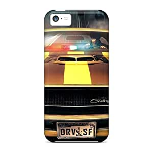 AlissaDubois Iphone 5c Scratch Protection Phone Cover Custom Stylish Dodge Challenger Image [LrC2971Byxo]