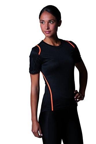 Gamegear - T-shirt - Manches courtes - Femme -  Blanc - 42